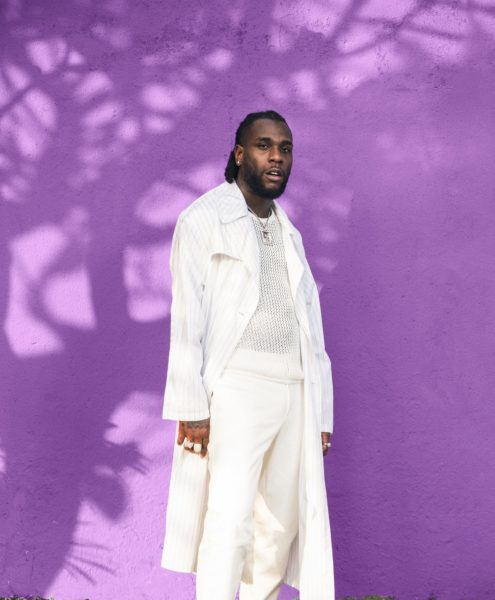 Burna Boy GQ