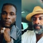 Coronavirus: Burna Boy sends Idris Elba a heartwarming shoutout.