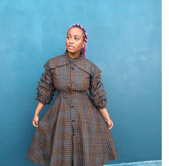 #COVID19: DJ Cuppy Reveals what she has been up to This Stay at Home Times