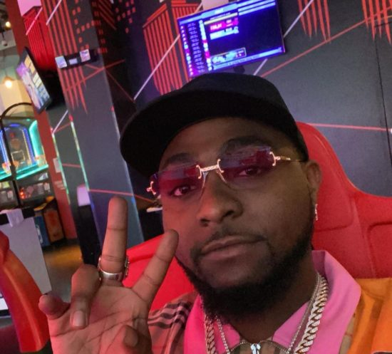 Davido Reacts to Condition of Roads in Osun State