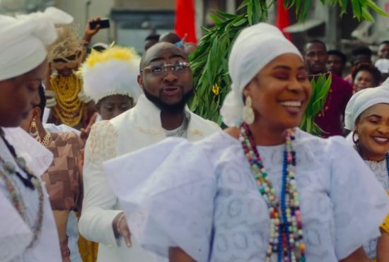 Download Davido - 1 Milli Video Mp4