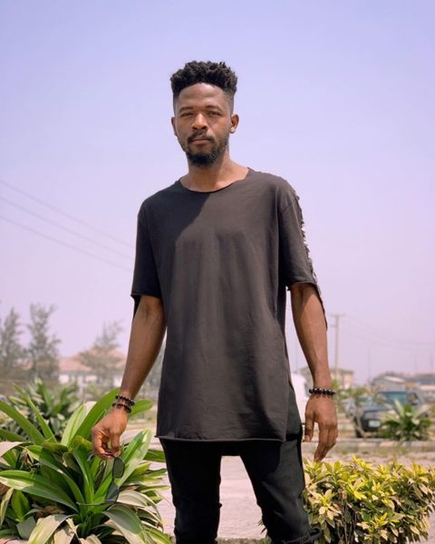 Coronavirus: No more hugs till further notice- Johnny Drille