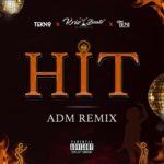 Krizbeatz & Tekno, Teni – Hit ADM (Remix) [Music]