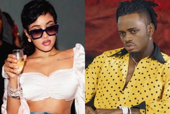 Rayvanny Disses Tanasha, Confirms Breakup with Diamond