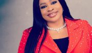 Sinach Awarded Youtube Gold Plaque