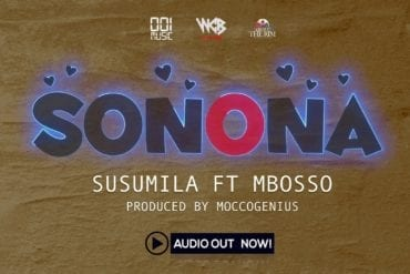 Susumila - Sonona Ft. Mbosso