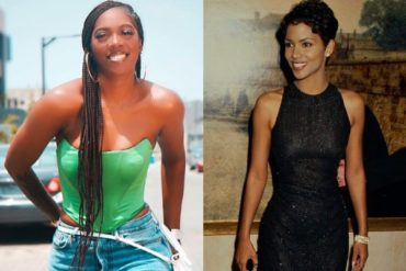 Tiwa Savage Joins Cardi B, Others on Halle Berry's Ultimate Warrior Playlist
