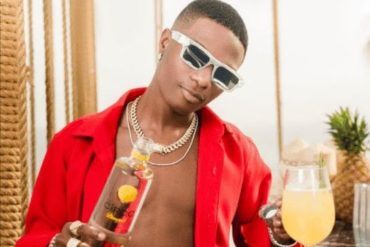 Wizkid Bags Tecno Mobile Endorsement Deal for Camon 15