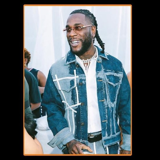Burna Boy: Use this COVID19 Time to find out Your Real Purpose