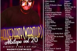 DJ Dot - Afrobeat Party Mix Vol.20
