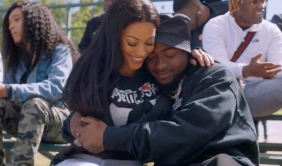 Davido – D & G ft. Summer Walker Video Download