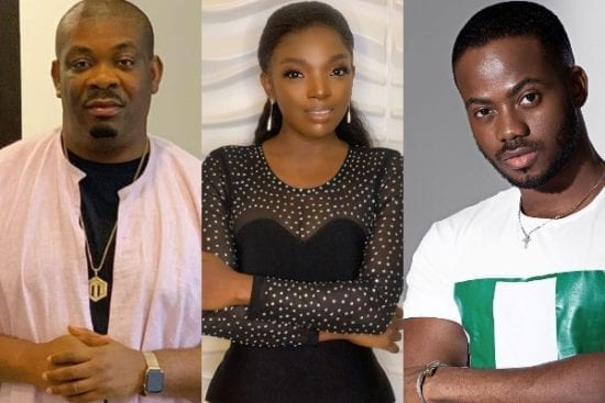 Don Jazzy Reacts to Korede Bello and Annie Idibia's Know You Challenge