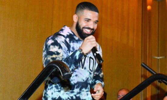 Drake reveals he has 6 songs with Rema already.