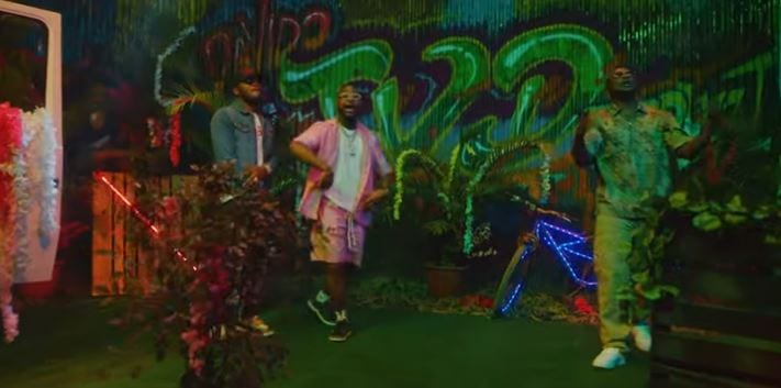 IVD Ft. Davido & Peruzzi – 2 Seconds Video Download Mp4