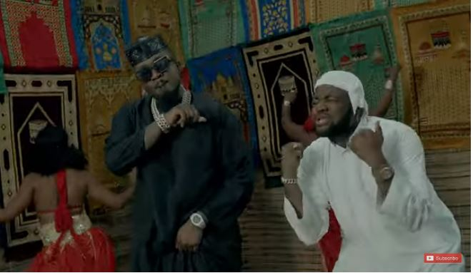 Ice Prince Ft. Skales – Tatabara Video Download Mp4
