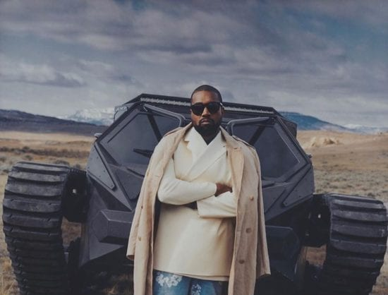 Kanye West Becomes Hip Hop's Second Billionaire after Jay Z
