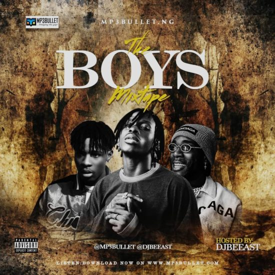 Mp3bullet ft DJ Beeast The Boys Mixtape
