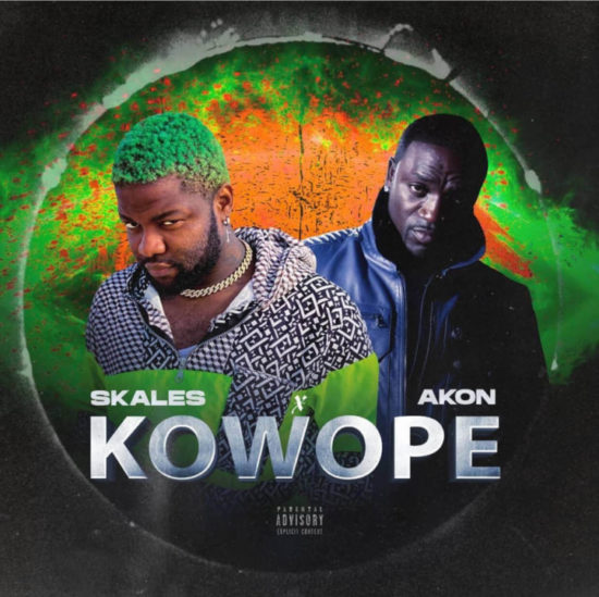 Skales ft. Akon – Kowope Mp3 Download