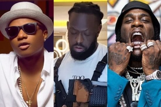 5 Songs from Nigerian Artists with Grammy Nominees