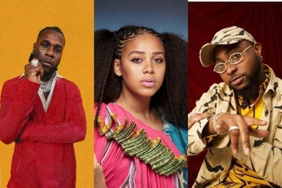 Davido, Burna Boy, Sho Madjozi, others added to Africa Day Benefit Concert.