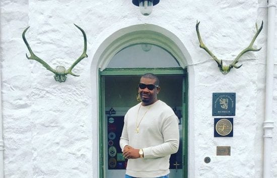 Don Jazzy Calls for Improved Welfare of African Children