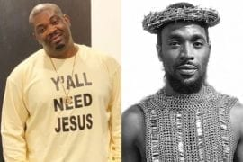 Don Jazzy Speaks on Relationship with D'banj