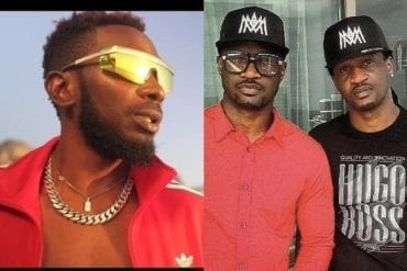 May D Narrates How His Relationship with P-square Went Bad