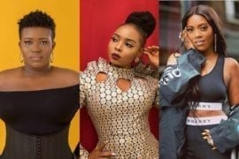 Real Warri Pikin, Yemi Alade and Tiwa Savage