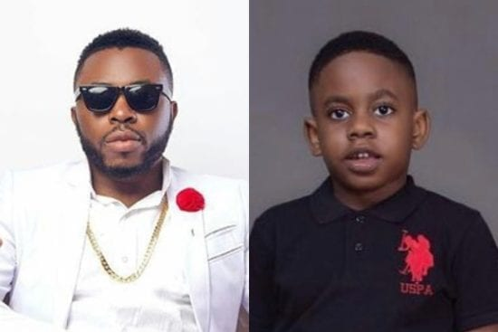 Samklef appoints his son as Executive producer of his album