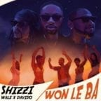 Shizzi ft. Davido, Wale – Won Le Ba [Music]