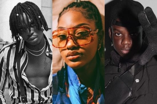Top 5 Naija Songs from Next Rated Artists