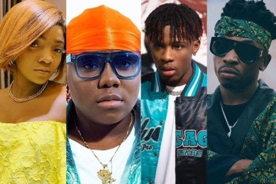 Top 10 Naija Songs April 2020