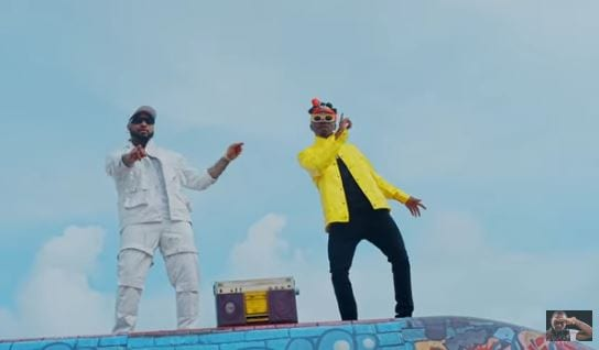 B-Red – Dance ft. Mayorkun  Video Download Mp4