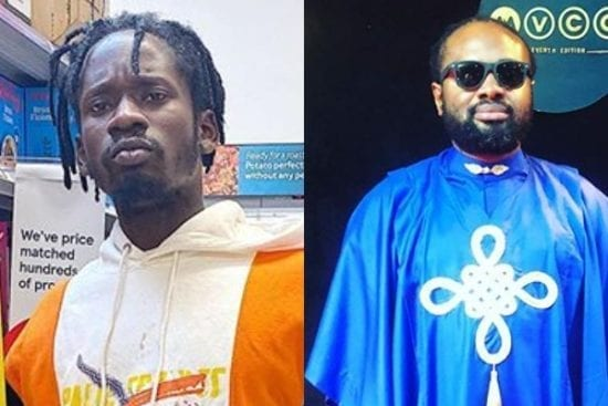 Cobhams Asuquo Reaches out to Mr Eazi for a Collaboration