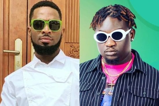 D'Banj Sends Shout out to Former Label Mate Wande Coal