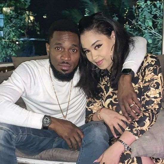D'Banj Shouts Out to His Wife After His Mo'Hits Birthday Party