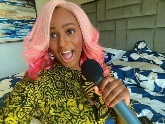 DJ Cuppy Explains Why She Joined 'Black Lives Matters' Protest