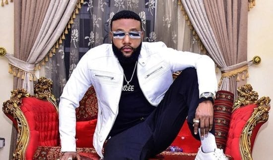 Kcee Shares Epic Throwback of Himself and E Money