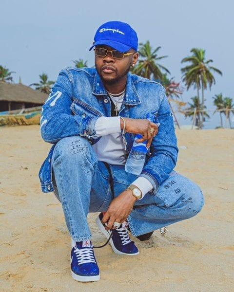 Kizz Daniel – Tempted To Steal