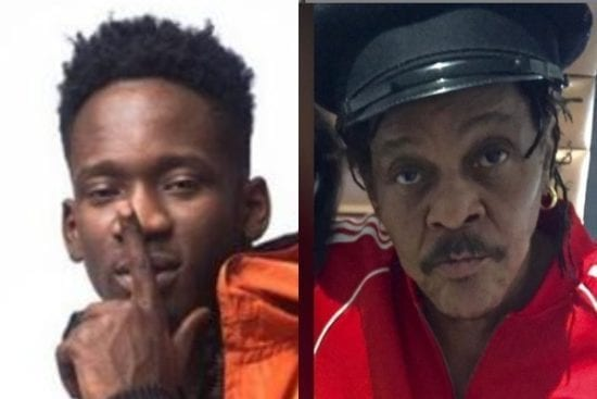 Mr Eazi Pays Tribute to Majek Fashek