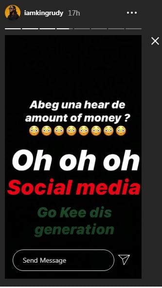 Rudeboy Reacts After Details of Hushpuppi's Fraud gets to Social media
