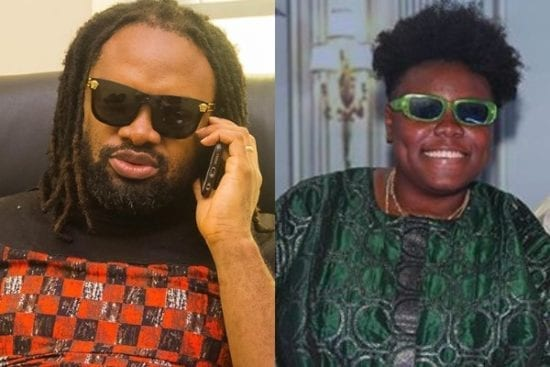 Teni Hints on Collaboration with Cobhams Asuquo