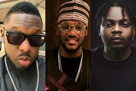 Top 5 Nigerian Artists With More than One Baby Mama