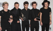 Boy Band, One Direction Celebrate 10 Years in Music