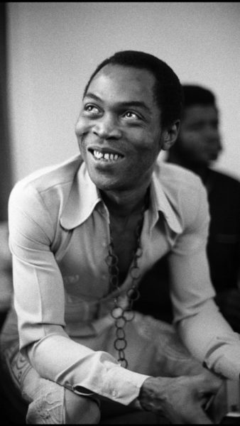 6 Reasons Why No One Can Be Compared to Fela