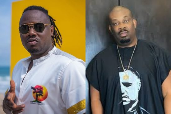 Dr Sid shares an important lesson he learnt from Don Jazzy
