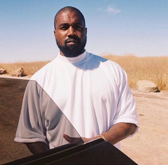 Kanye West speaks on the issue of Abortion