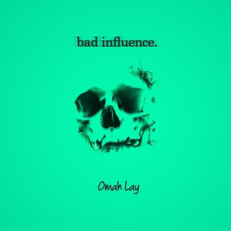 "Omah Lay – ""Bad Influence Lyrics"""
