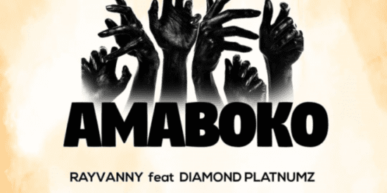 Rayvanny – Amaboko ft. Diamond Platnumz [Music]