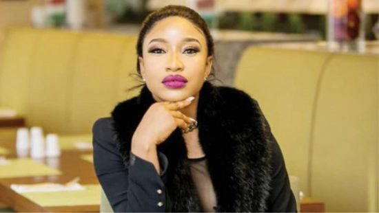 Don Jazzy, and Teebilz Stop Tonto Dikeh From Committing Sucide